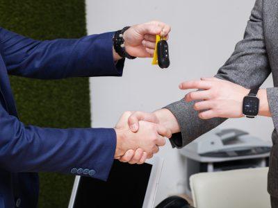 Verkoop uw voertuig